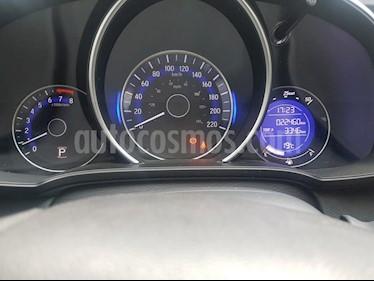 Foto venta Auto Seminuevo Honda Fit Hit 1.5L Aut (2018) color Azul precio $270,000