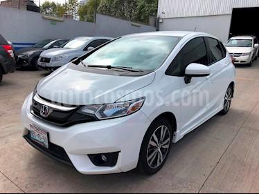 Foto venta Auto Seminuevo Honda Fit Hit 1.5L Aut (2017) color Blanco Marfil precio $229,900