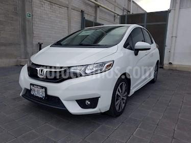 Foto venta Auto Seminuevo Honda Fit Hit 1.5L Aut (2016) color Blanco Marfil precio $215,000