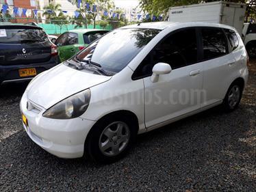 Foto venta Carro Usado Honda Fit LX 1.4L Aut (2005) color Blanco precio $16.000.000