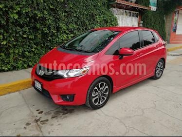 Foto venta Auto Seminuevo Honda Fit LX 1.5L CVT (2016) color Rojo Rally precio $177,000