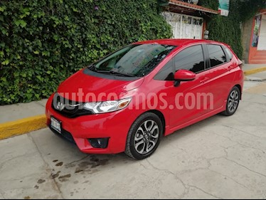 Foto venta Auto usado Honda Fit LX 1.5L CVT (2016) color Rojo Rally precio $177,000