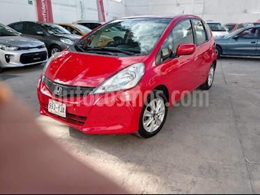 Foto venta Auto Usado Honda Fit LX 1.5L (2013) color Rojo precio $135,000