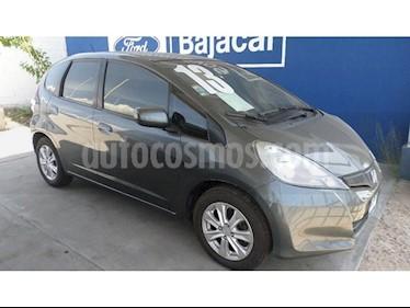 Foto venta Auto Seminuevo Honda Fit LX 1.5L (2013) color Antracita precio $140,000