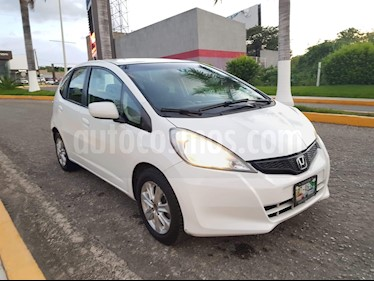 Foto venta Auto Seminuevo Honda Fit LX 1.5L (2014) color Blanco precio $135,000
