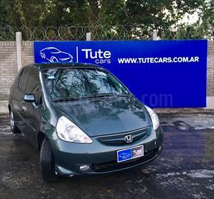 Foto venta Auto Usado Honda Fit LX Aut (2008) color Gris precio $150.000