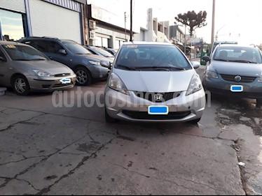 Foto venta Auto Usado Honda Fit LX Aut (2009) color Gris Claro precio $214.000