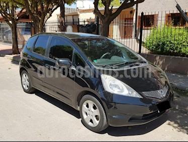 Foto venta Auto Usado Honda Fit LX Aut (2011) color Negro precio $275.000