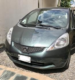 Foto venta Auto Usado Honda Fit LXL Aut (2011) color Verde Oscuro precio $193.000