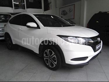 Foto venta Auto Usado Honda HR-V 1.8 LX CVT (140cv) (2017) color Blanco precio $680.000