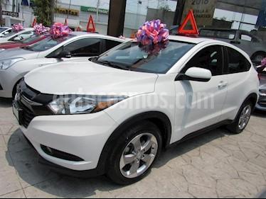 Foto venta Auto Usado Honda HR-V Epic Aut (2017) color Blanco precio $290,000