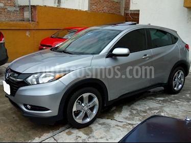Foto venta Auto Seminuevo Honda HR-V Epic Aut (2017) color Plata precio $310,000