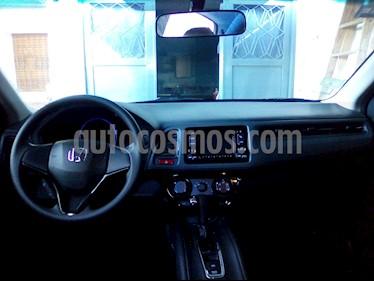 Foto venta Auto Usado Honda HR-V LX 4x2 CVT (2015) color Gris precio $750.000