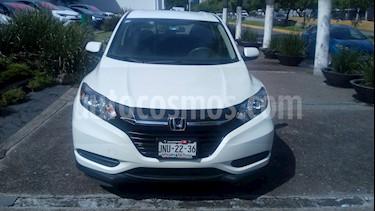 Foto venta Auto Seminuevo Honda HR-V Uniq Aut (2017) color Blanco precio $299,000