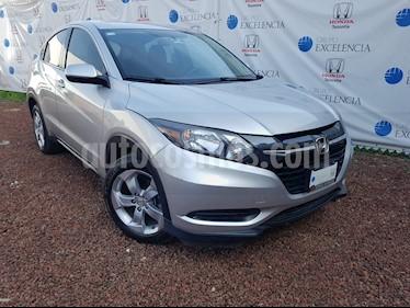Foto venta Auto Seminuevo Honda HR-V Uniq Aut (2016) color Plata Diamante precio $280,000