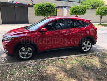 Foto venta Auto Usado Honda HR-V Uniq (2016) color Rojo Deportivo precio $235,000