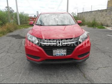 Foto venta Auto Seminuevo Honda HR-V Uniq (2016) color Rojo precio $255,000