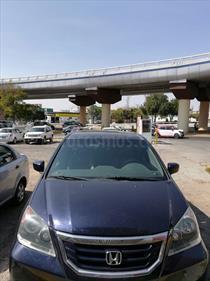 Foto venta Auto Seminuevo Honda Odyssey EX (2008) color Azul Metalico precio $130,000