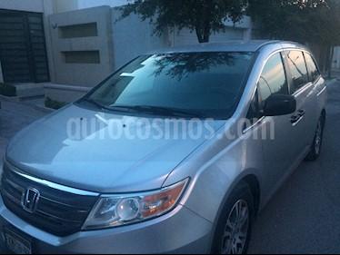 Foto venta Auto usado Honda Odyssey EX (2011) color Plata precio $223,500