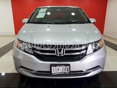Foto venta Auto Usado Honda Odyssey EX (2015) color Plata Diamante precio $355,000