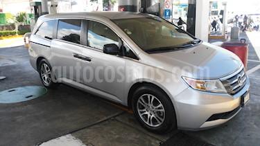 Foto venta Auto usado Honda Odyssey EX (2011) color Plata precio $199,000