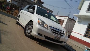Foto venta Auto usado Honda Odyssey EXL (2007) color Blanco precio $138,000