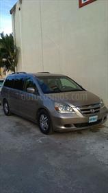 Foto venta Auto Seminuevo Honda Odyssey EXL (2005) color Dorado precio $105,000