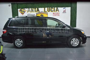Foto venta Auto Seminuevo Honda Odyssey EXL (2006) color Negro precio $119,000