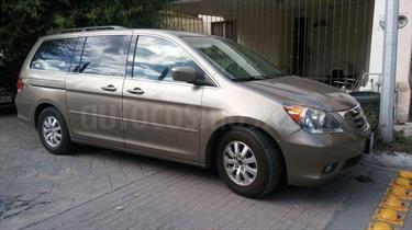 Foto venta Auto usado Honda Odyssey EXL (2010) color Mocha precio $155,000