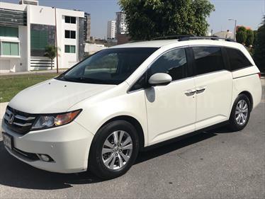 Foto venta Auto Seminuevo Honda Odyssey EXL (2014) color Blanco Diamante precio $375,000