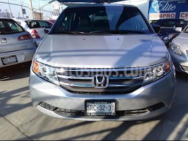 Foto venta Auto usado Honda Odyssey EXL (2012) color Plata precio $247,000