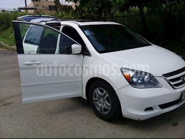 Foto venta Auto Seminuevo Honda Odyssey EXL (2005) color Blanco precio $98,000