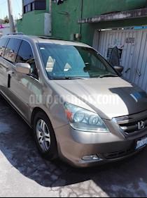 Foto venta Auto Seminuevo Honda Odyssey EXL (2005) color Bronce precio $112,000