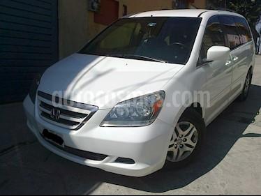Foto venta Auto usado Honda Odyssey EXL (2005) color Blanco precio $850,000