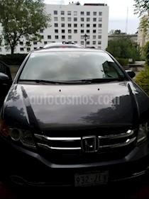 Foto venta Auto Usado Honda Odyssey EXL (2014) color Gris precio $350,000