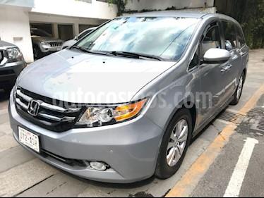 Foto venta Auto Usado Honda Odyssey EXL (2016) color Plata precio $388,000