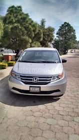 Foto venta Auto Seminuevo Honda Odyssey EXL (2012) color Plata precio $225,000