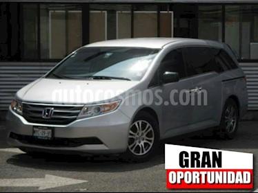 Foto venta Auto Seminuevo Honda Odyssey EXL (2012) color Plata precio $260,000