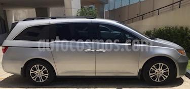 Foto venta Auto Seminuevo Honda Odyssey EXL (2012) color Plata precio $259,900