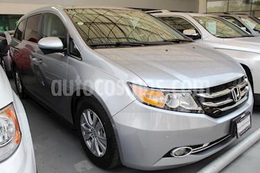 Foto venta Auto Seminuevo Honda Odyssey EXL (2016) color Plata precio $425,000
