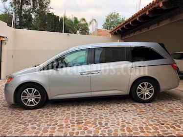 Foto venta Auto Seminuevo Honda Odyssey LX (2013) color Plata precio $225,000