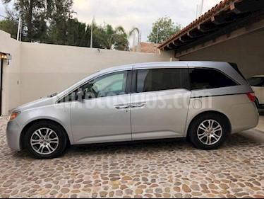 Foto venta Auto Seminuevo Honda Odyssey LX (2013) color Gris Humo precio $244,000