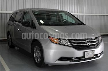 Foto venta Auto Usado Honda Odyssey LX (2014) color Plata Diamante precio $299,000