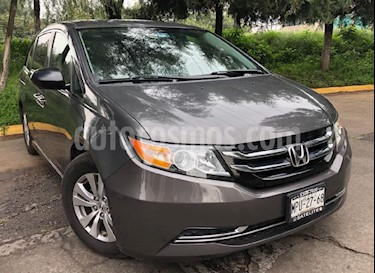 Foto venta Auto Usado Honda Odyssey LX (2014) color Gris precio $269,000
