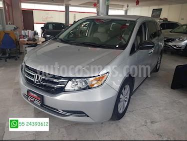 Foto venta Auto Seminuevo Honda Odyssey LX (2014) color Plata precio $289,900
