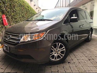 Foto venta Auto Seminuevo Honda Odyssey LX (2012) color Gris precio $225,000