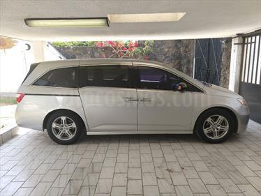 Foto venta Auto usado Honda Odyssey Touring (2011) color Plata precio $225,000