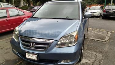 Foto venta Auto Seminuevo Honda Odyssey Touring (2005) color Azul Metalizado precio $113,000