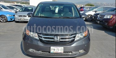 Foto venta Auto Usado Honda Odyssey Touring (2014) color Gris precio $380,000