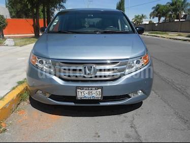 Foto venta Auto Usado Honda Odyssey Touring (2011) color Azul precio $250,000